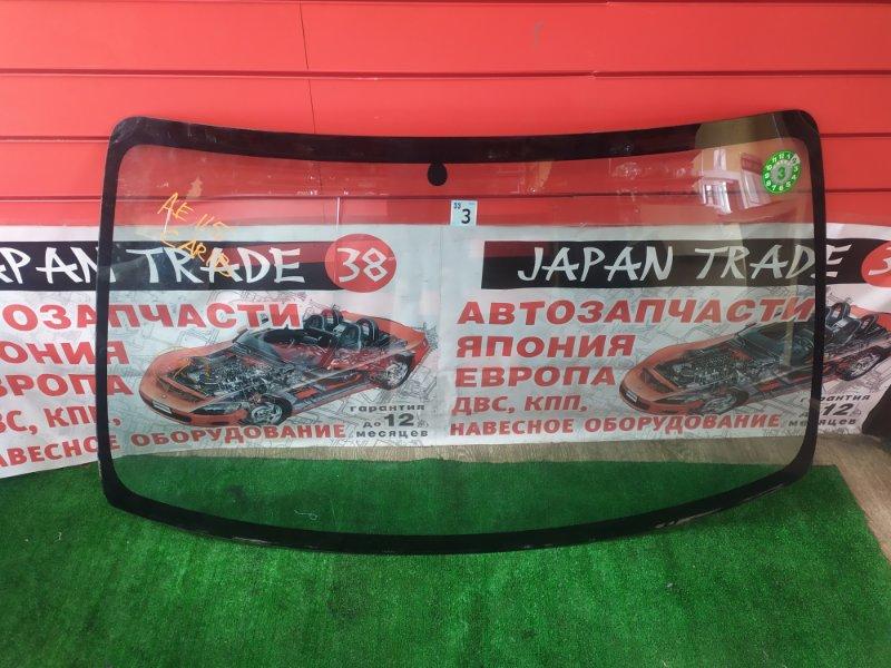 Стекло лобовое Toyota Sprinter Carib AE110 AE111 AE114 AE115 EE111 CE110 CE114 переднее