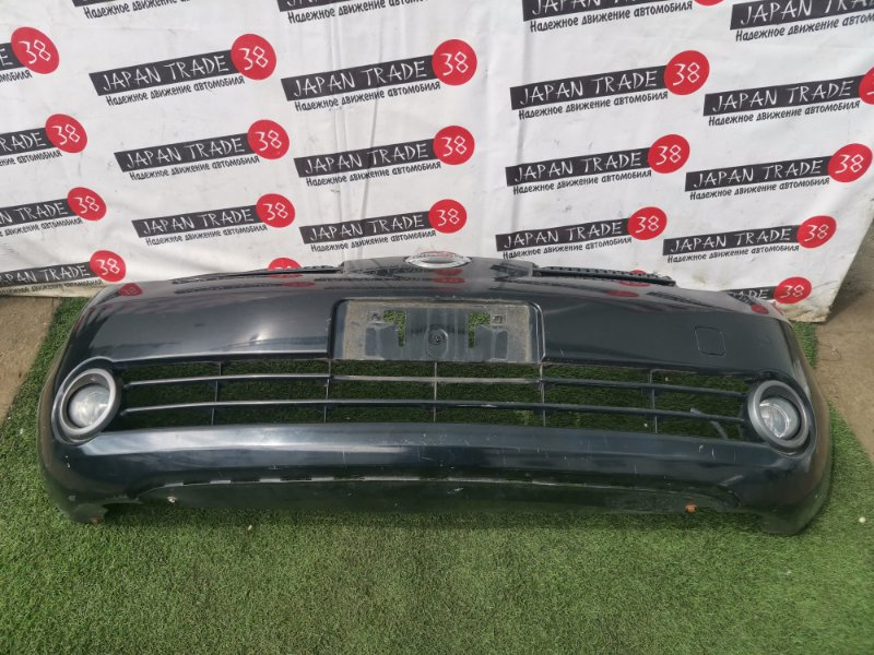 Бампер Nissan Tiida C11 HR15DE передний