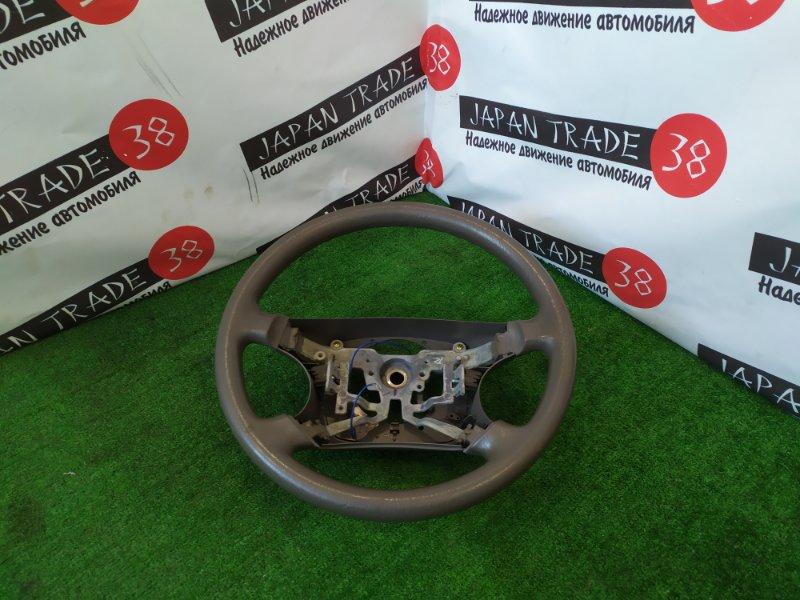 Руль Toyota Allex NZE121