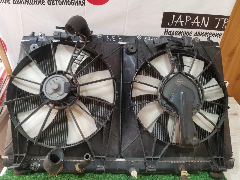 Радиатор охлаждения двигателя Honda Cr-V RE3 K24A