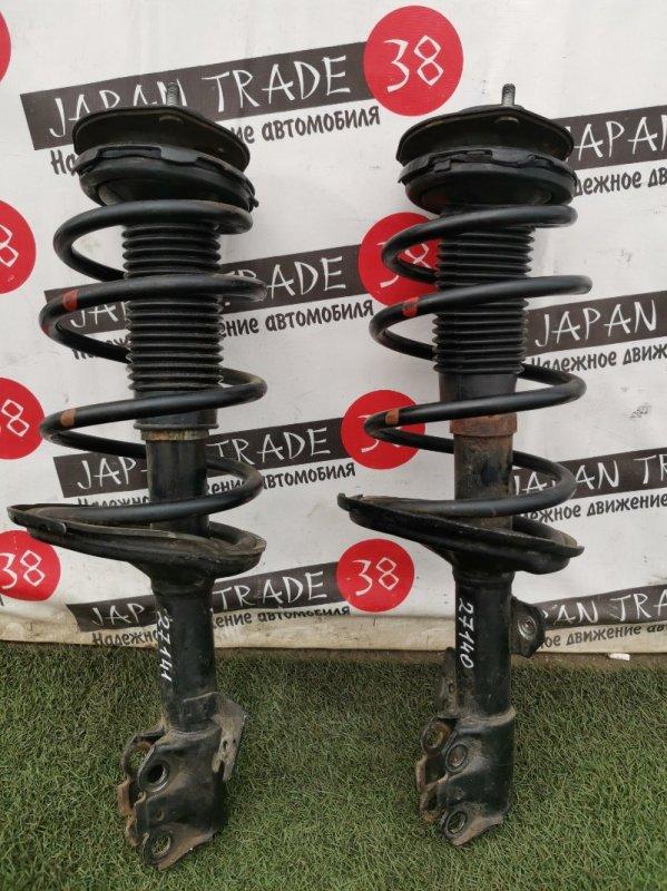 Стойка Toyota Estima AHR10 2AZ-FXE передняя правая