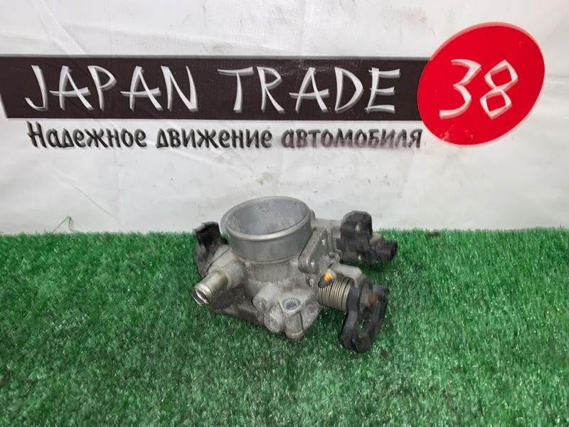 Дроссельная заслонка Toyota Caldina ZZT241 1ZZ-FE