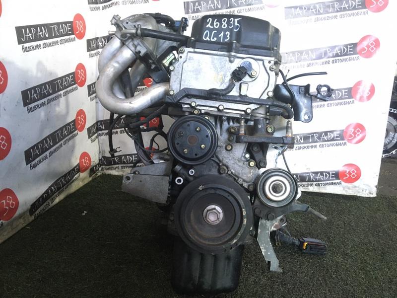 Двигатель Nissan Ad VY11 QG13DE