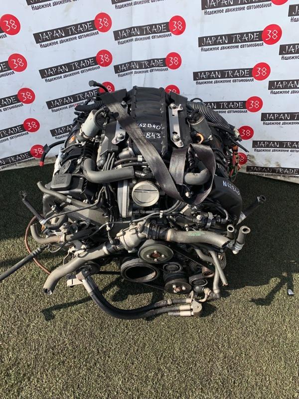 Двигатель Bmw 7-Series E65 N62B40