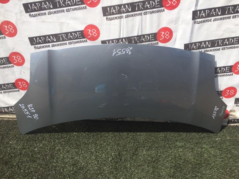 Капот Toyota Vitz SCP90