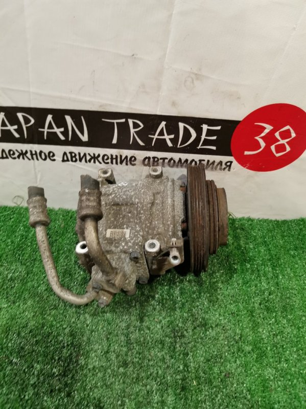 Компрессор кондиционера Toyota Carina AT212 5A-FE