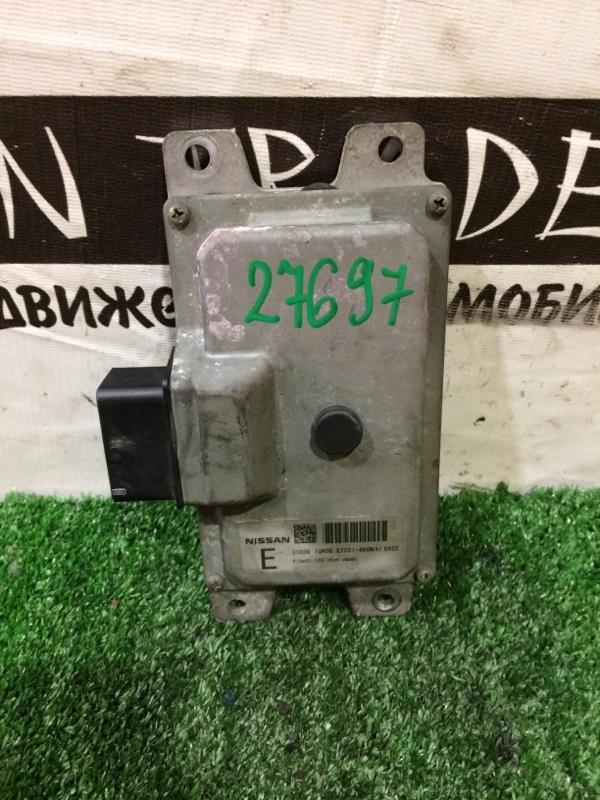 Блок управления вариатором Nissan MR20DE