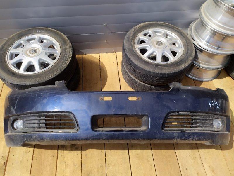 Бампер Subaru Legacy BP9 передний