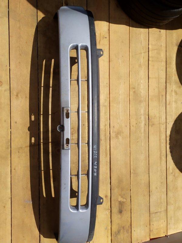 Бампер Toyota Hiace LH116 передний