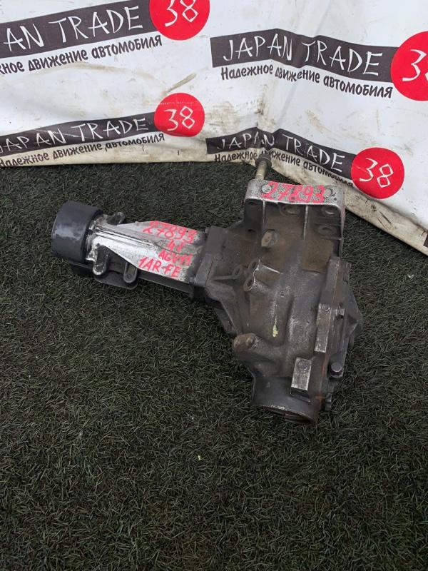 Раздатка акпп Toyota Venza AGV15 1ARFE 2012