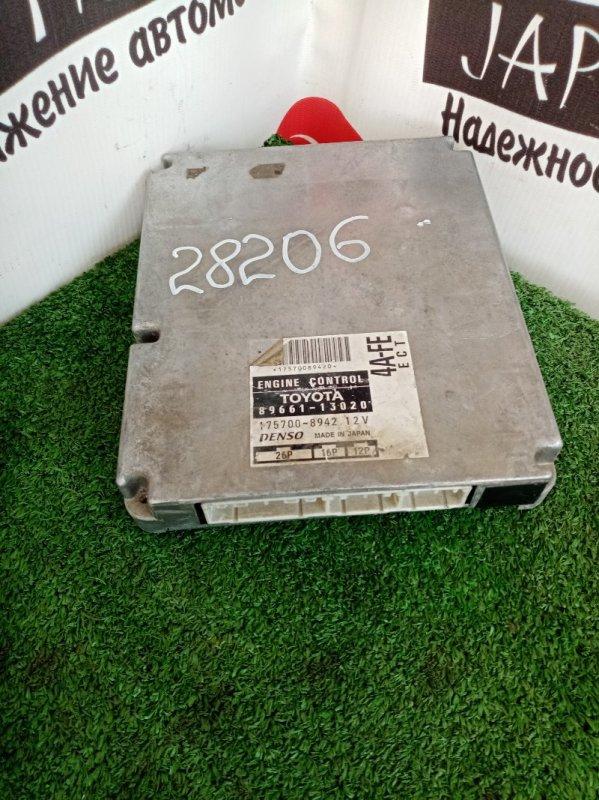 Блок efi Toyota Corolla Spacio AE111 4A-FE