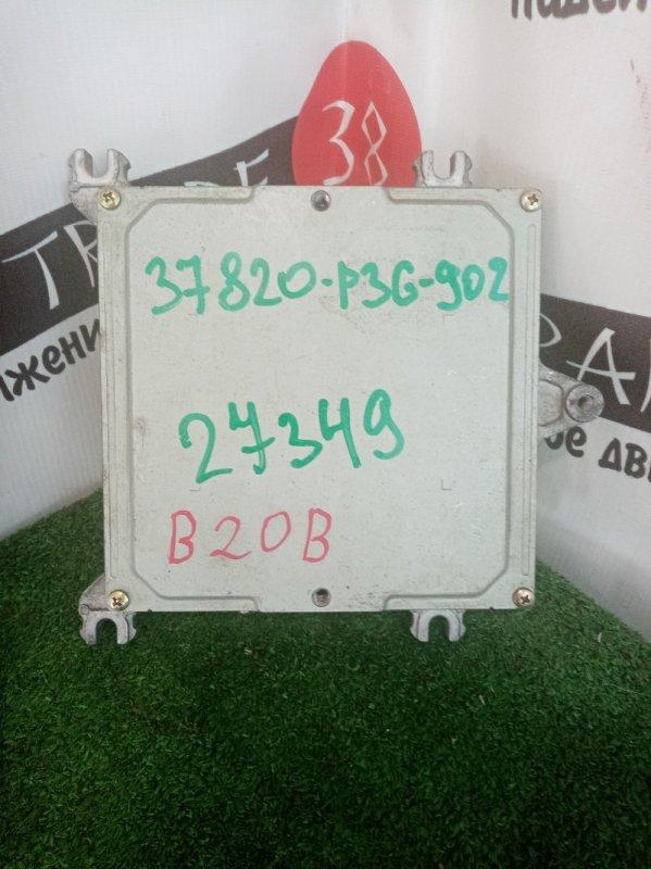 Блок efi Honda Stepwagon RF1 B20B