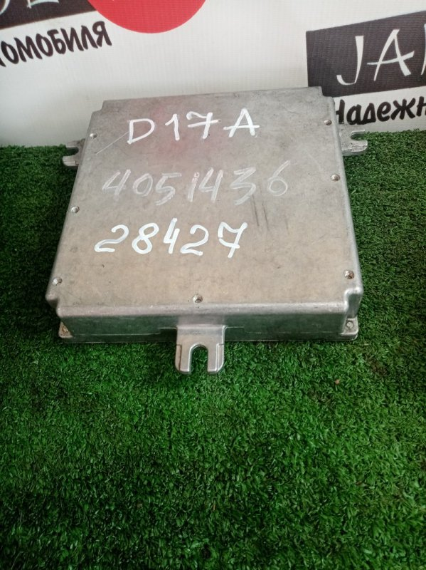 Блок efi Honda D17A