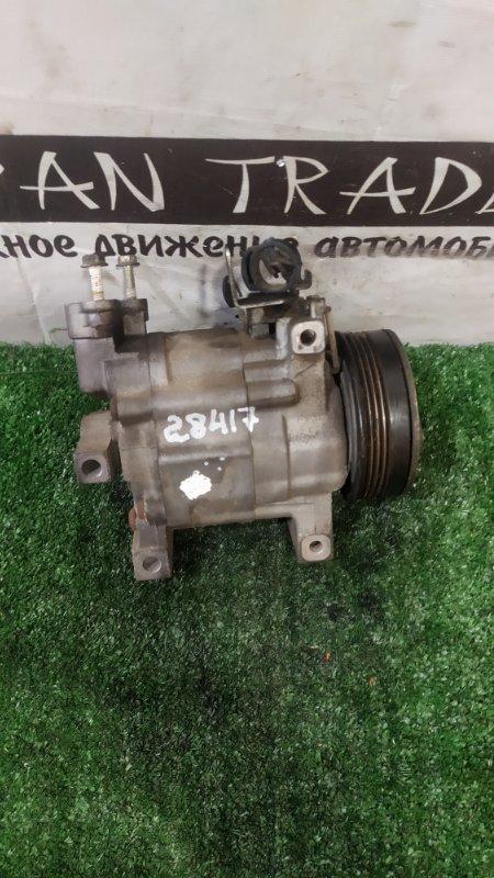 Компрессор кондиционера Subaru EL15
