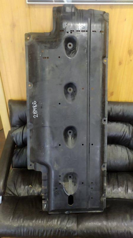 Защита кузова Nissan X-Trail T32 правая