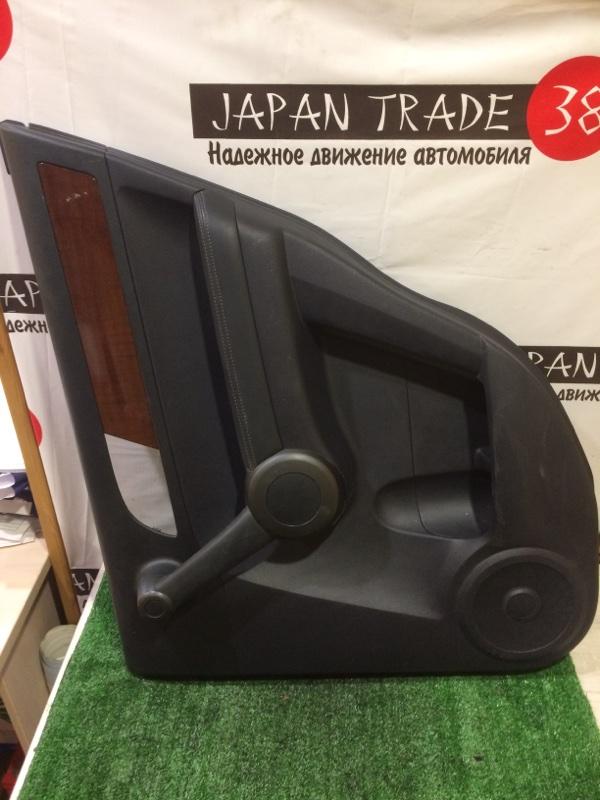 Обшивка двери Honda Cr-V RE3 K24A задняя правая