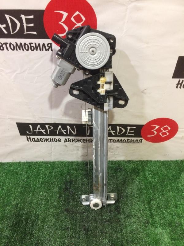 Моторчик стеклоподъемника Honda Cr-V RE3 K24A задний правый