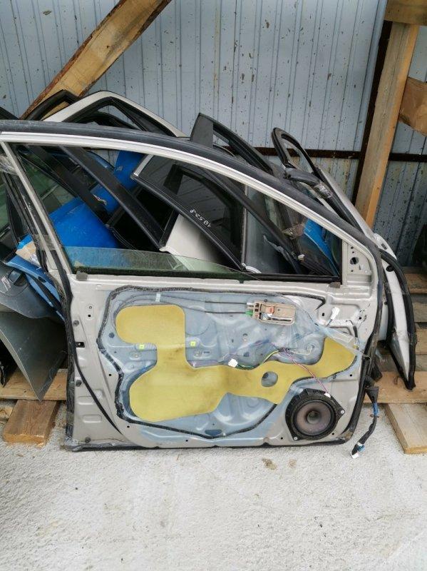 Дверь Toyota Corolla Fielder NZE141 передняя левая