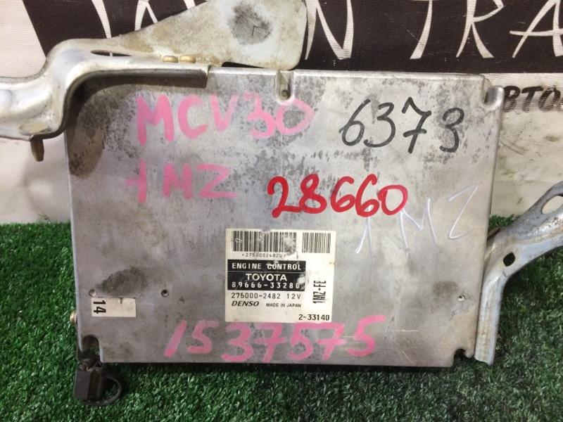 Блок efi Toyota Windom MCV30 1MZ-FE