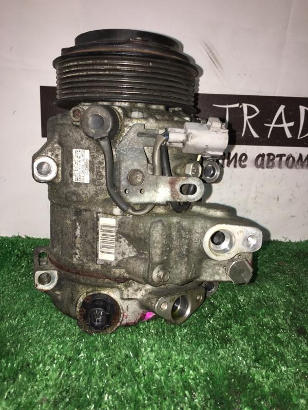 Компрессор кондиционера Toyota Lexus GSU35 2GR-FE