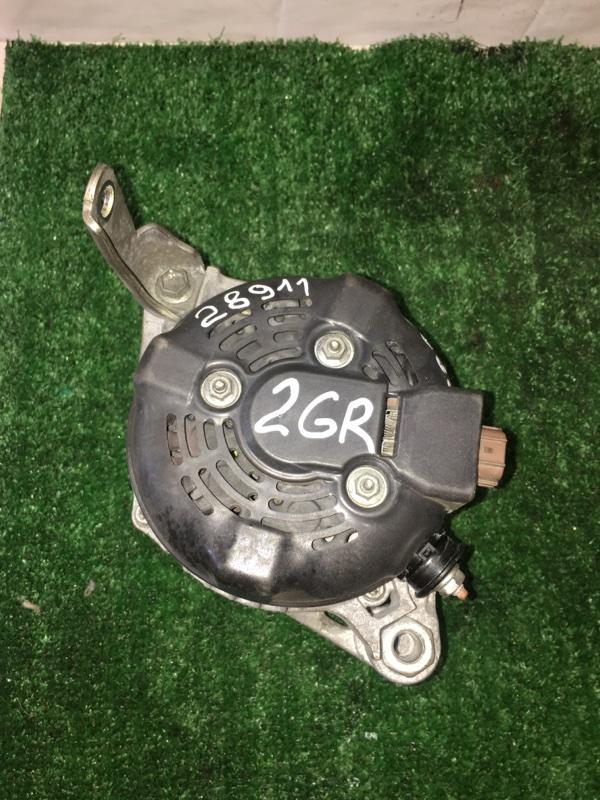 Генератор Toyota Alphard GSR50 2GR-FE
