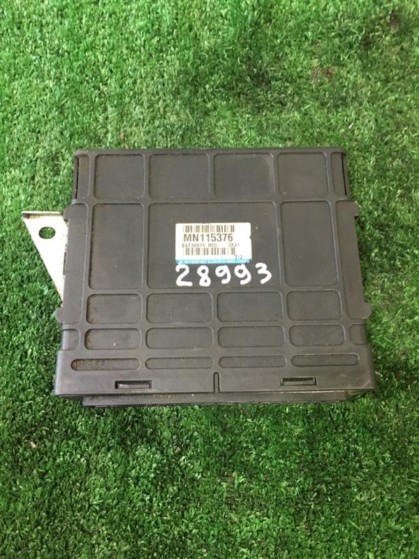 Блок efi Mitsubishi Ek Sport H81W 3G83