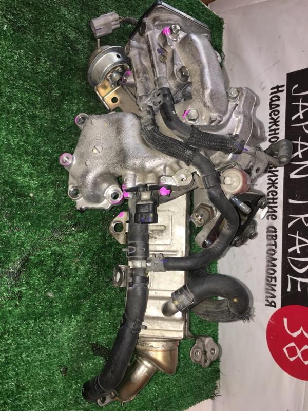 Система рециркуляции отработанных газов Toyota Hiace KDH201 1KD-FTV
