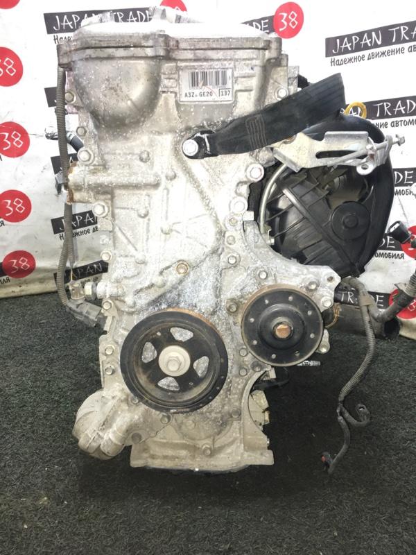 Двигатель Toyota Noah ZRR75 3ZR-FAE 2011