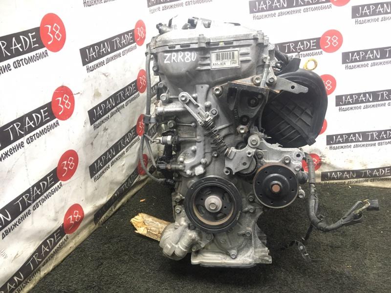 Двигатель Toyota Voxy ZRR80 3ZR-FE 2017