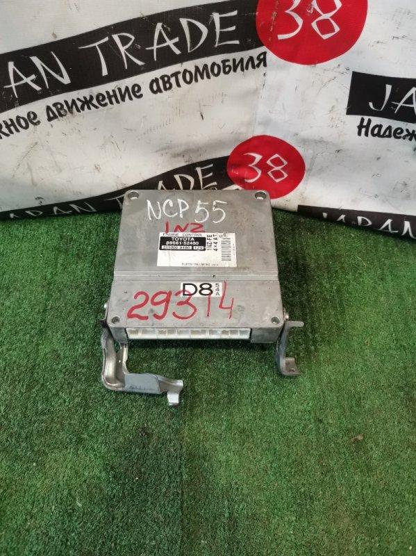 Блок efi Toyota Probox NCP55 1NZ-FE