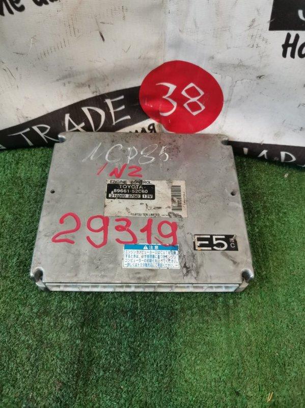 Блок efi Toyota Probox NCP85 1NZ-FE