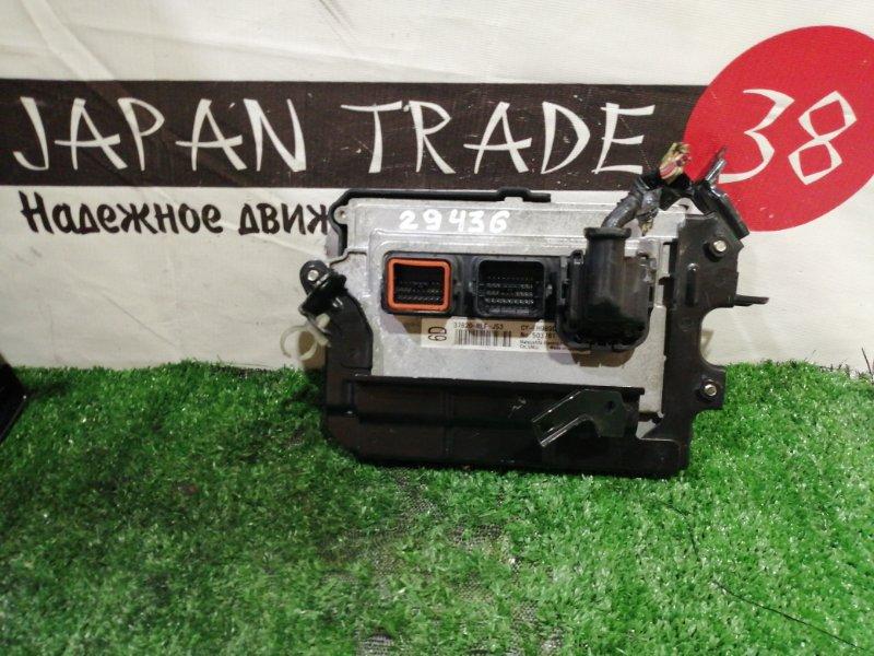 Блок efi Honda Odyssey RB3 K24A