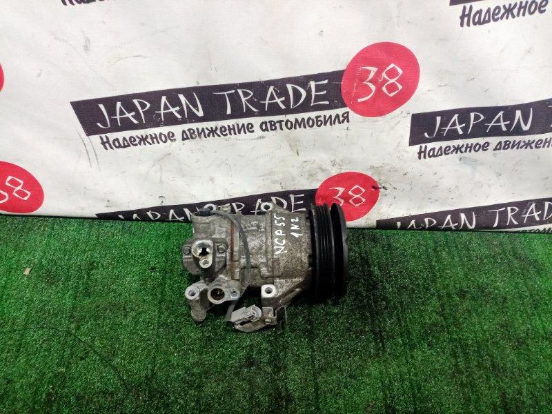 Компрессор кондиционера Toyota Probox NCP55 1NZ-FE