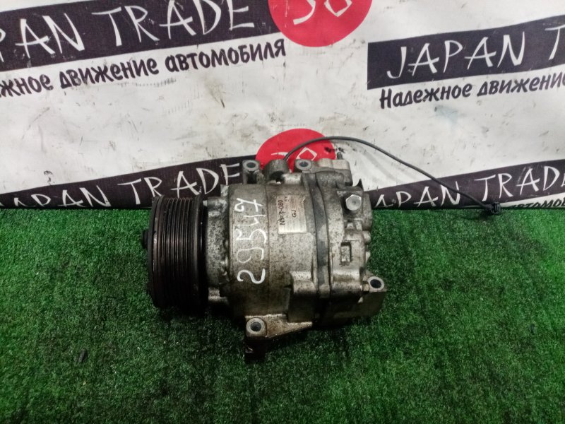 Компрессор кондиционера Honda Stream RN7 R18A