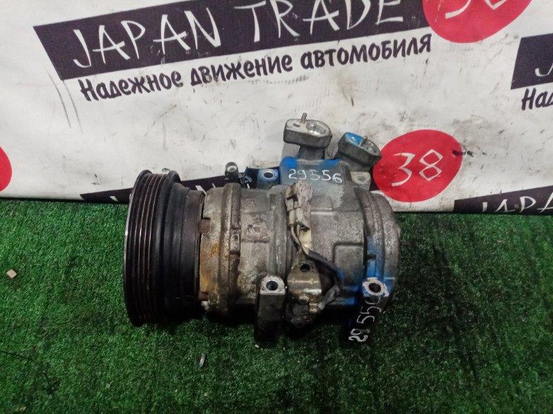 Компрессор кондиционера Toyota Noah SR40 3S-FE
