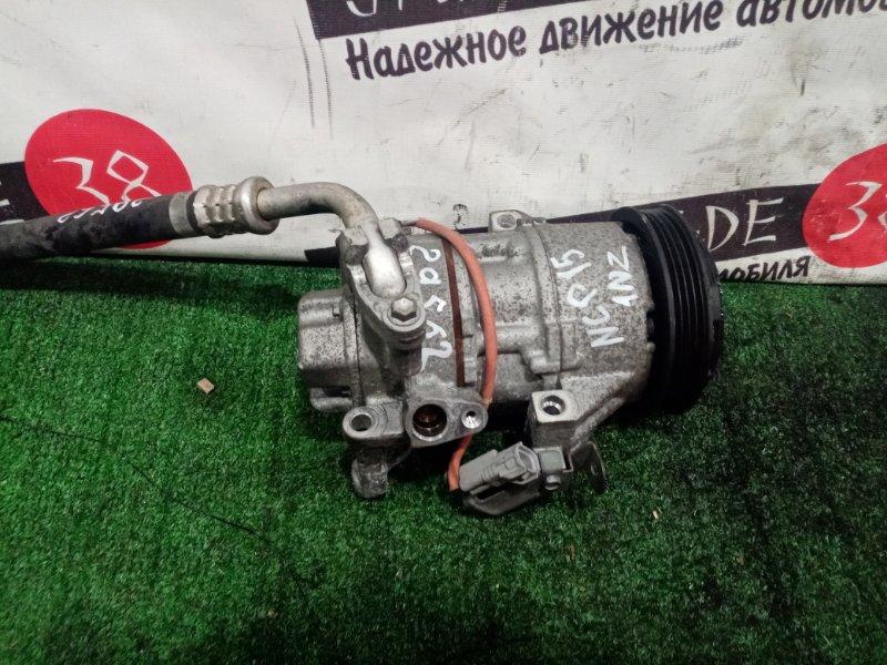 Компрессор кондиционера Toyota Porte NCP15 1NZ-FE