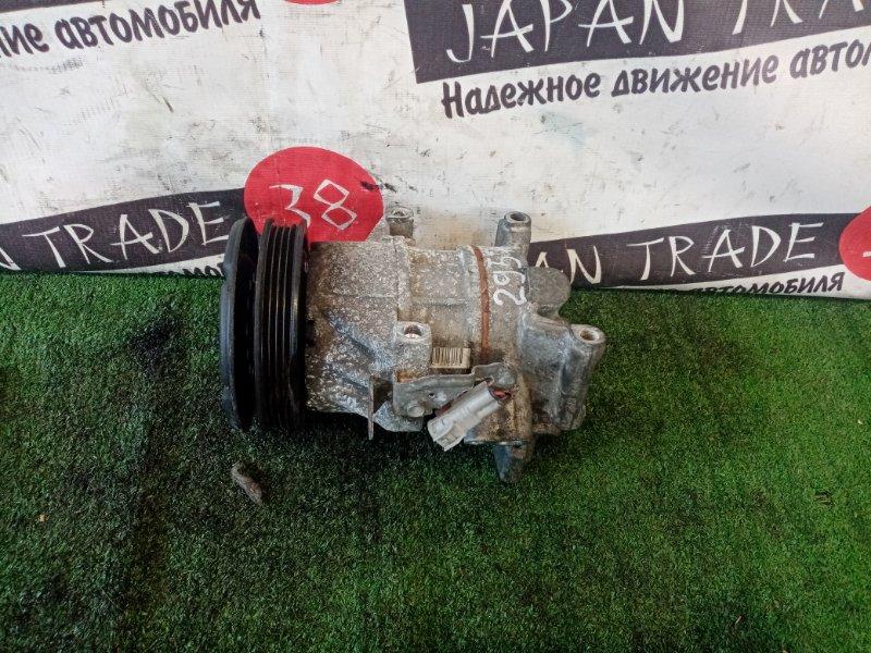 Компрессор кондиционера Toyota Ist NCP60 1NZ-FE