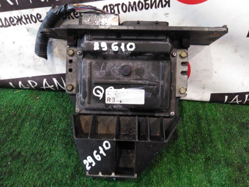 Блок efi Nissan Wingroad WFY11 QG15DE