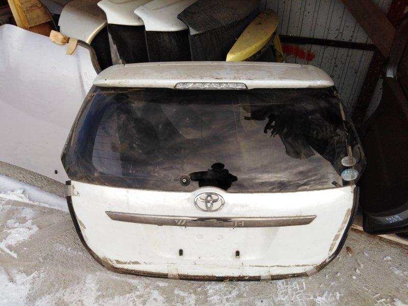 Дверь 5-я Toyota Wish ZNE10 1ZZ-FE