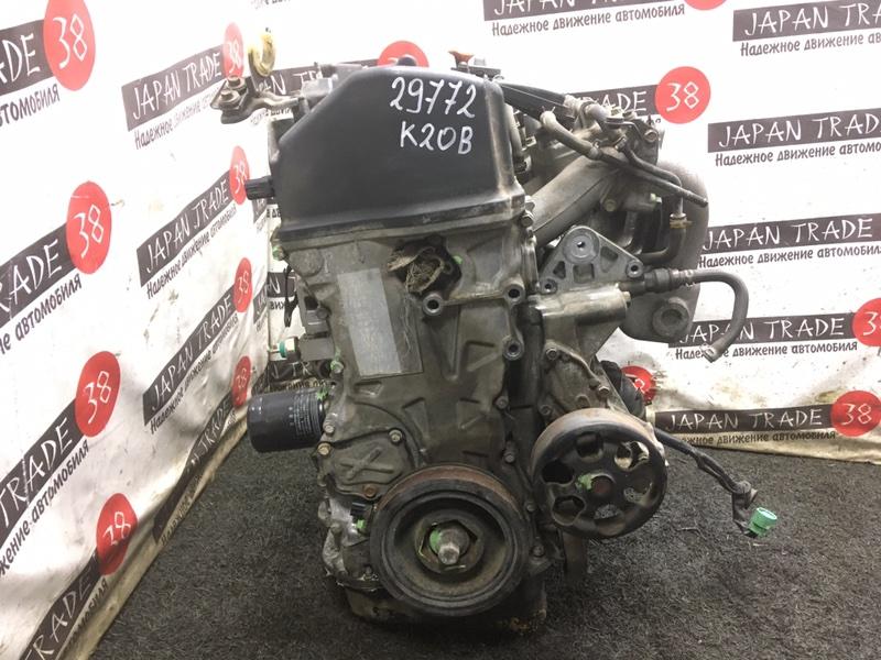 Двигатель Honda Stream RN5 K20B