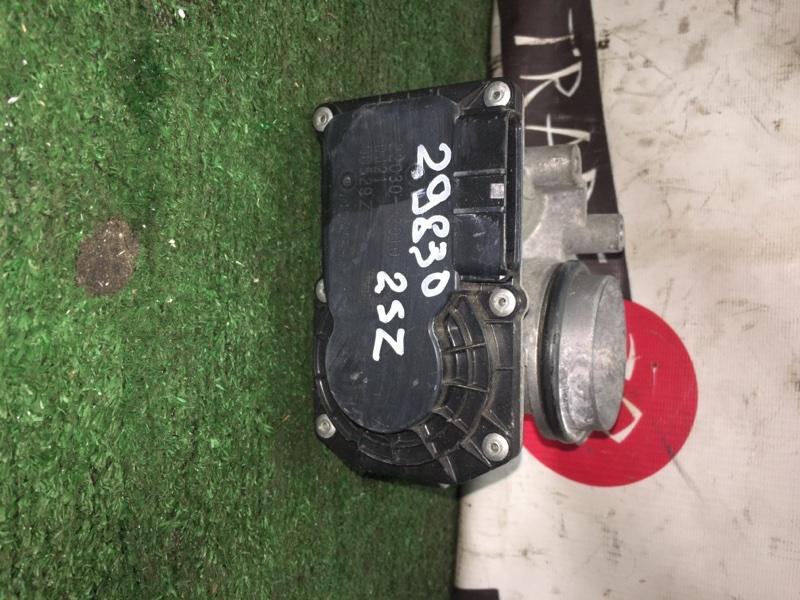 Дроссельная заслонка Toyota Ractis SCP13 2SZ-FE