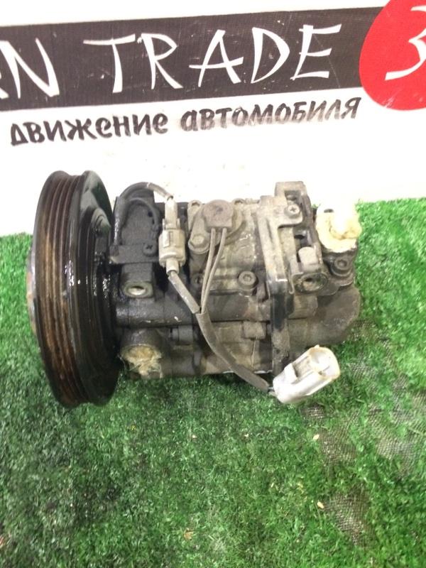 Компрессор кондиционера Toyota Caldina AT191G 4A-FE