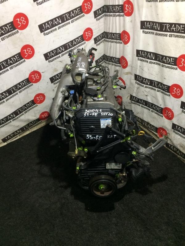 Двигатель Toyota Camry Gracia SXV20 5S-FE
