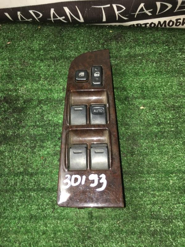 Блок управления стекло подьемниками Toyota Caldina ST215 3S-FE
