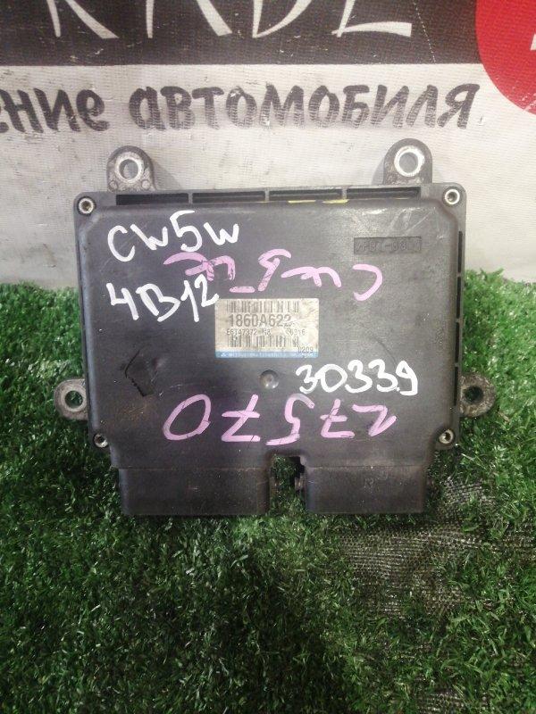 Блок efi Mitsubishi Outlander CW5W 4B12