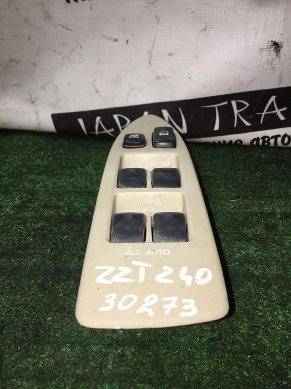 Блок управления стекло подьемниками Toyota Allion ZZT240 1ZZ-FE