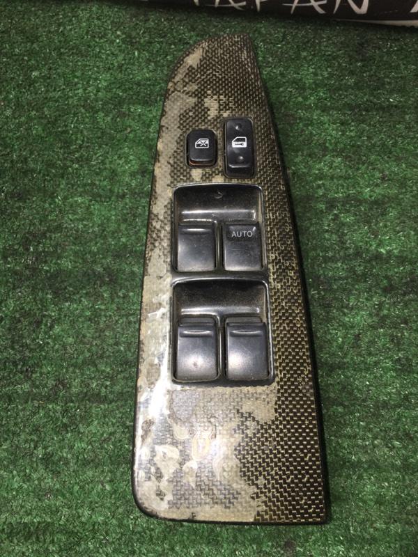 Блок управления стекло подьемниками Toyota Mark Ii GX100 1G-FE