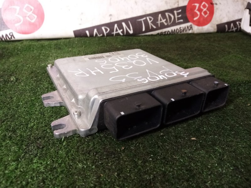 Блок efi Nissan Skyline PV35 VQ35HR