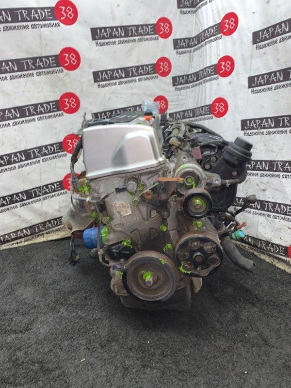 Двигатель Honda Stepwgn RF5 K20A 2005