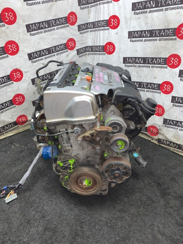 Двигатель Honda Stream RN4 K20A 2003